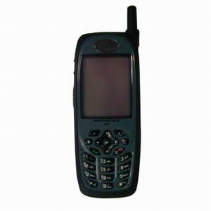 Motorola I605 First Bluetooth Enabled Rugged Mobile Phone