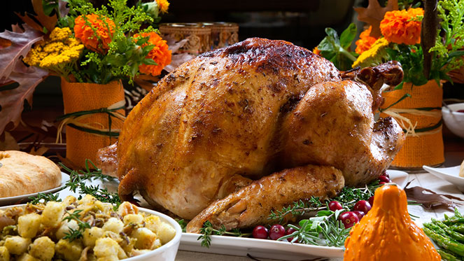 Thanksgiving Dinner S Carbon Footprint A State By State Comparison