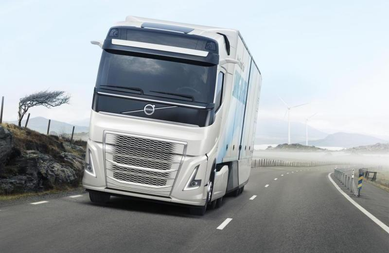 Volvo Trucks New Concept Truck Cuts Fuel Consumption By More Than 30