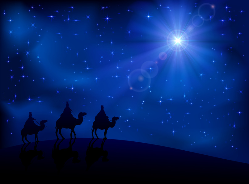 A Star For Christmas.Origins Of The Christmas Star Are A Scientific Mystery