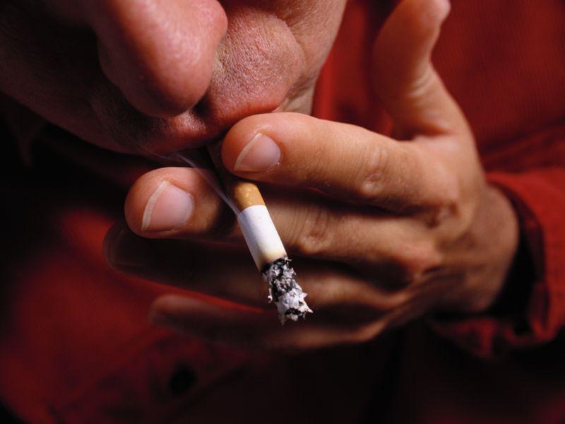 Quitting smoking may gain you friends