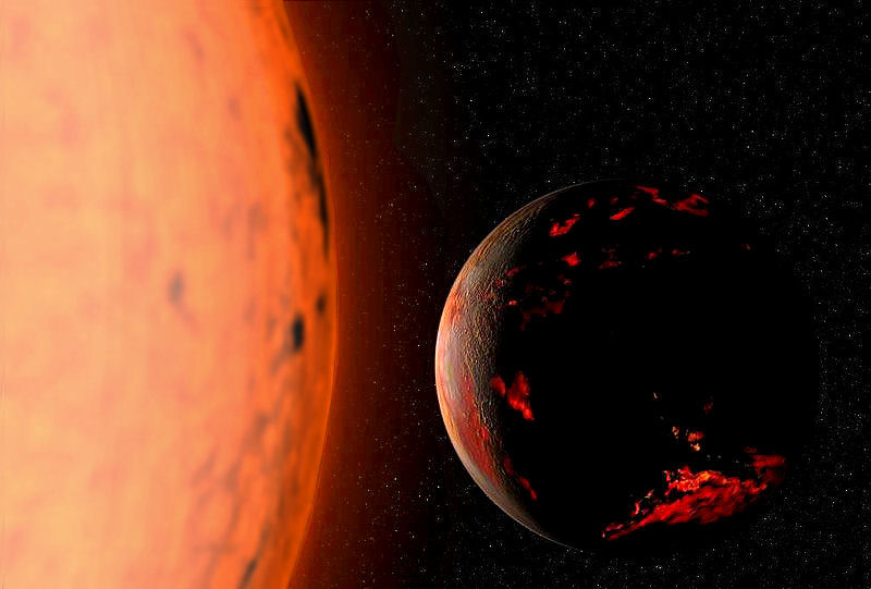 What We'd See on Earth If Sun Grew Into Red Giant