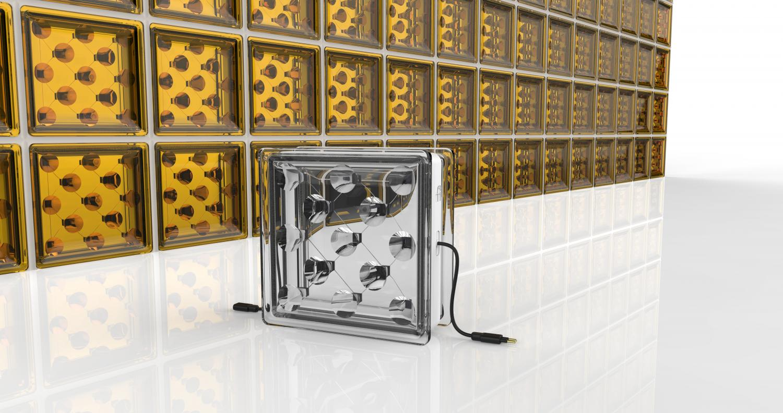 price reduced Glass bricks