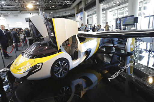 Car To Go >> Is It A Bird Is It A Plane Flying Car To Go On Sale