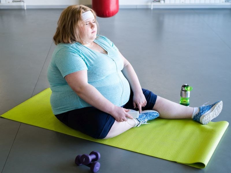 Disordered eating behaviors up for overweight young adults