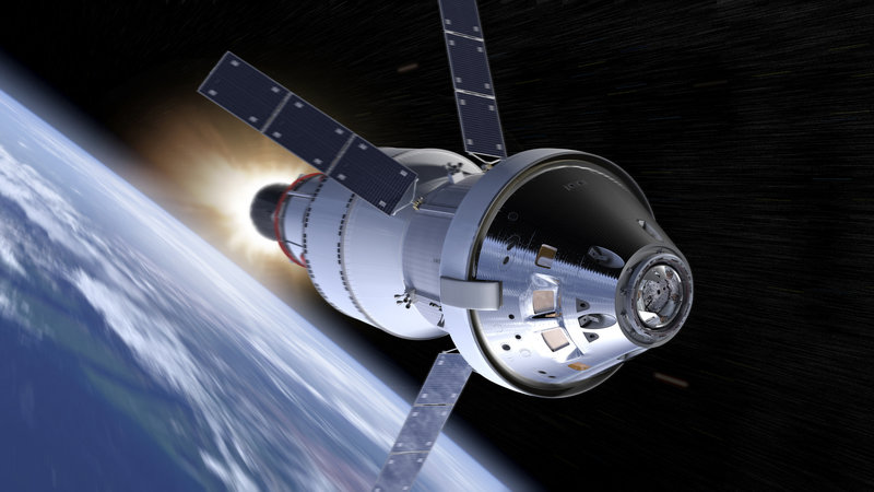 dominate space general technology warns china