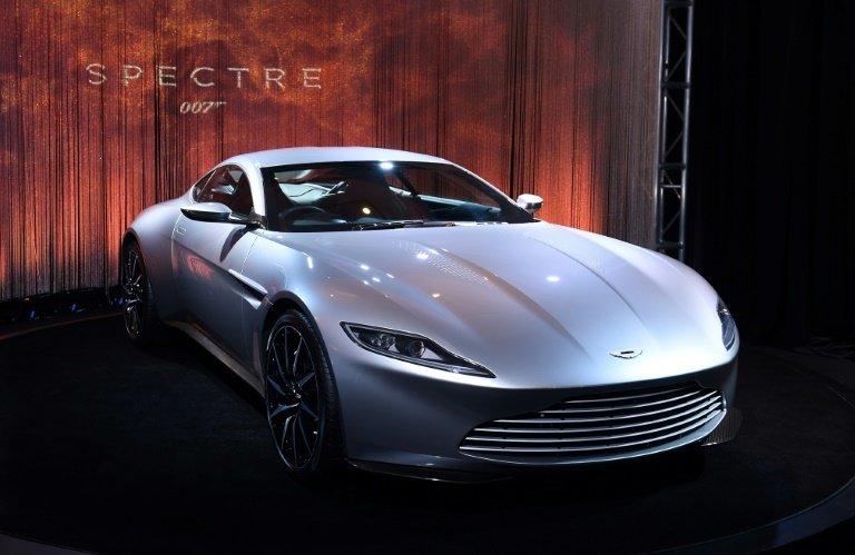 007 Carmaker Aston Martin Gears Up For London Stock Market Float
