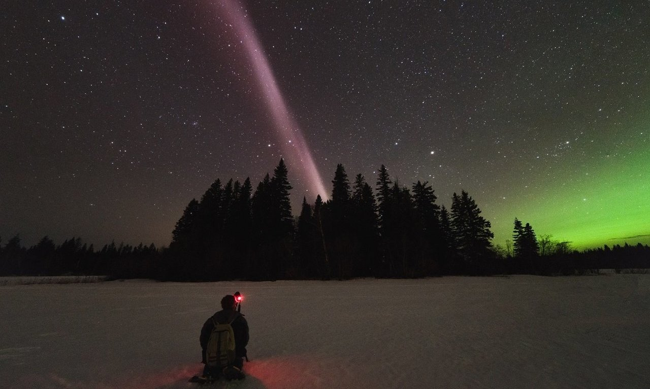 aurora borealis research paper