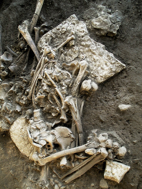 Oldest ever traces of the plague found in Falköping