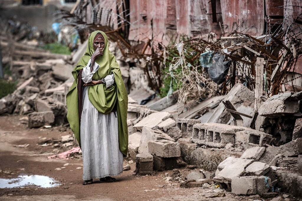 After drought, floods compound Somalia's year of climate misery - Phys.Org