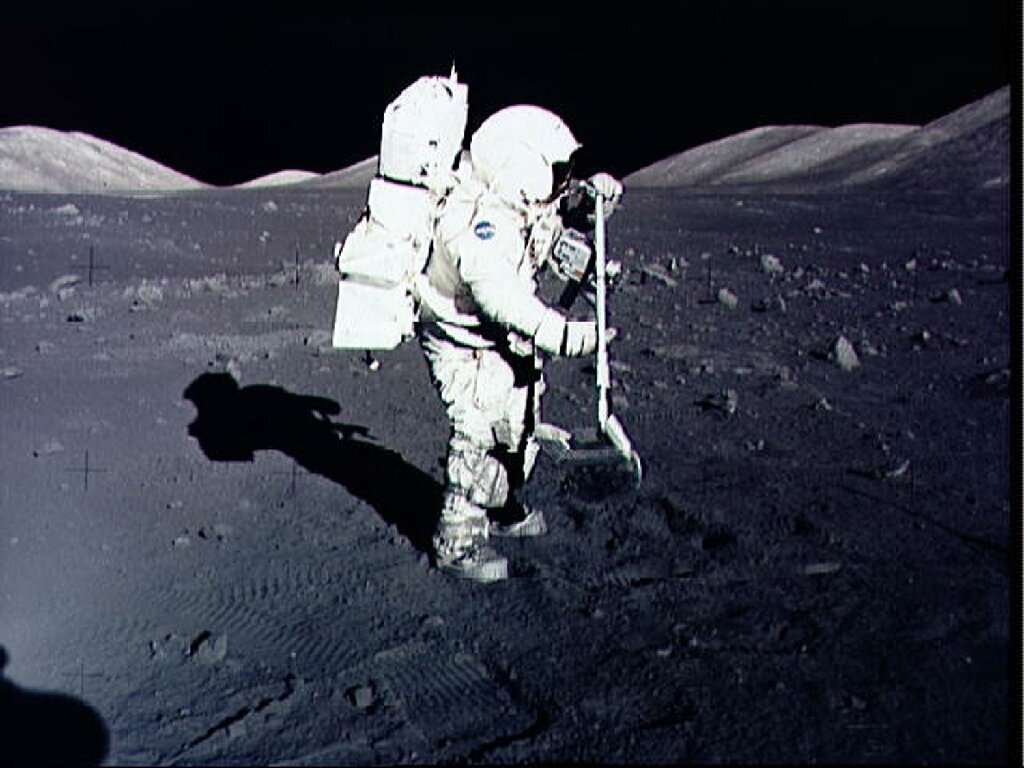 What happened to the Apollo goodwill moon rocks?