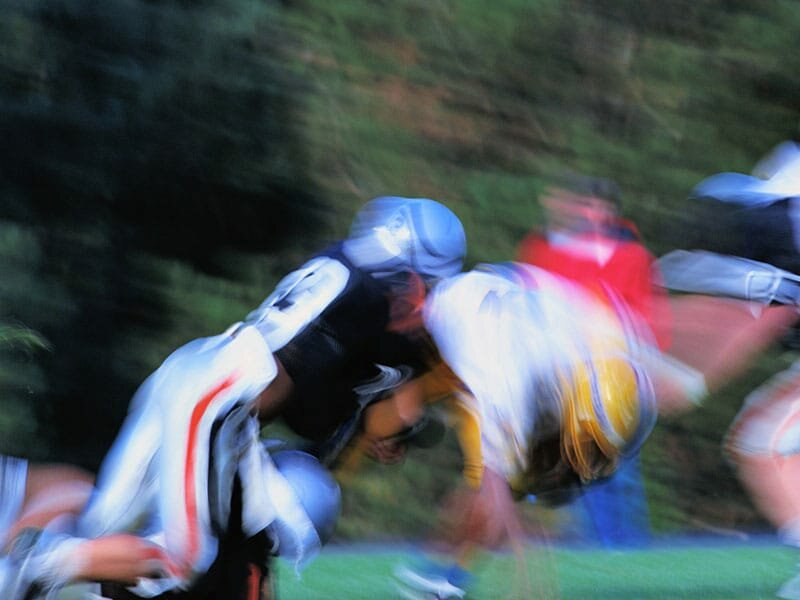 Brain condition CTE seen in H S  football players: study