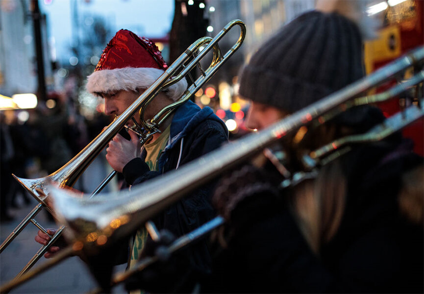 Brass bands can improve your health and wellbeing, study shows
