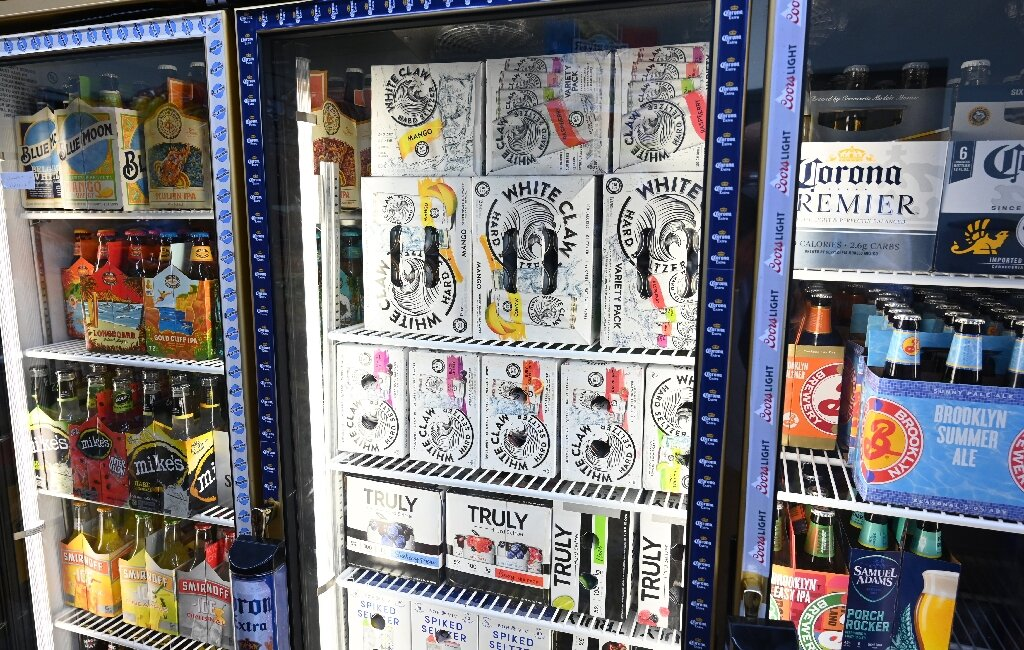 Generation healthy: alcoholic seltzer craze sweeps US