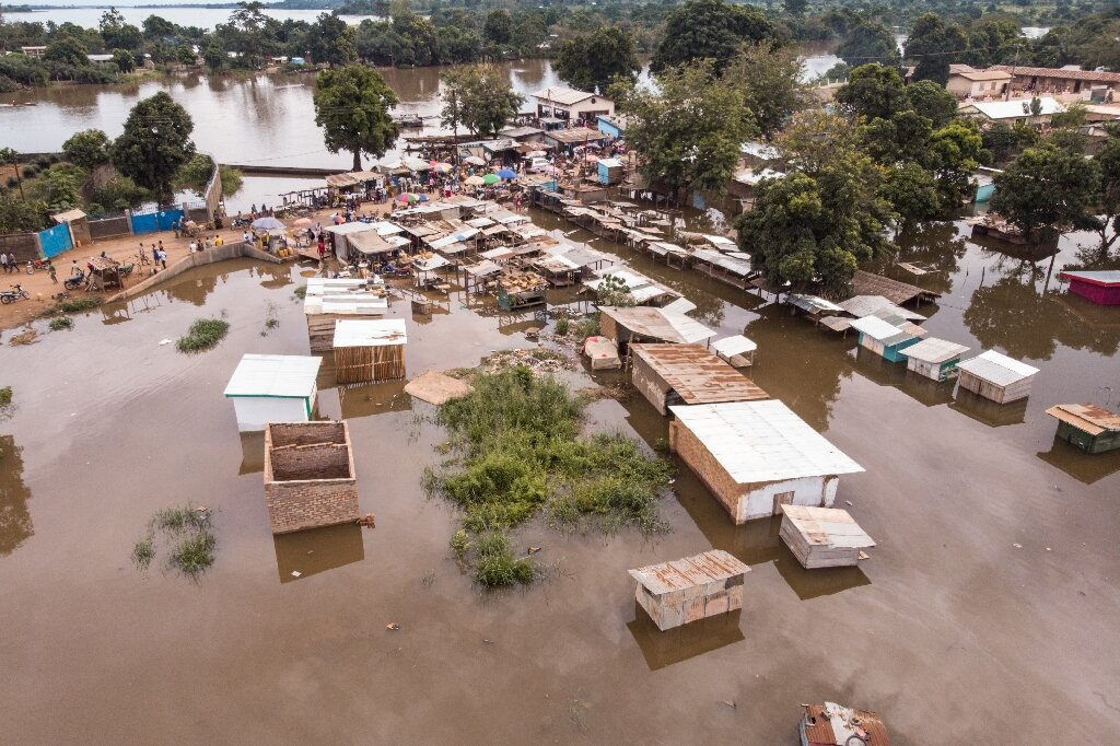 Flooding in Central African Republic leaves at least 28,000 homeless