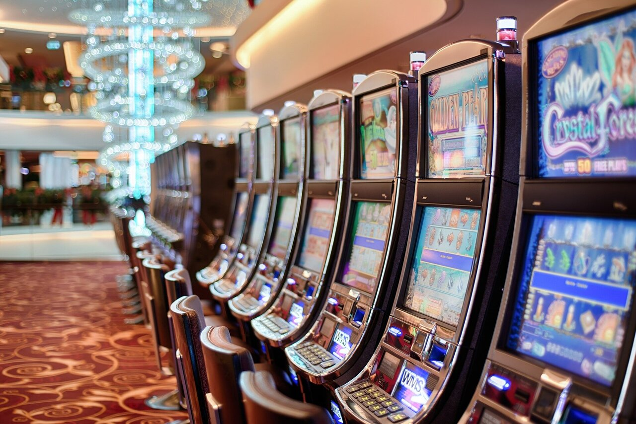 Are Slot Machines Adictive Scientific Journal