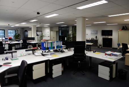 Strategy Can Save Open Plan Offices