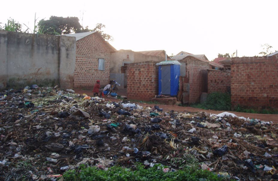 Uganda offers lessons in tapping the power of solid waste