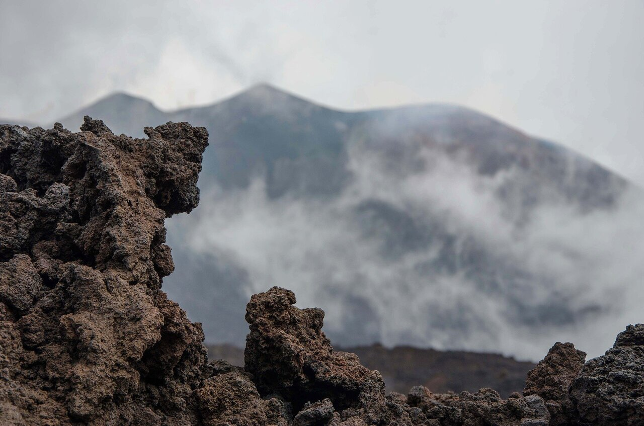 Carbon emissions from volcanic rocks can create global warming: study