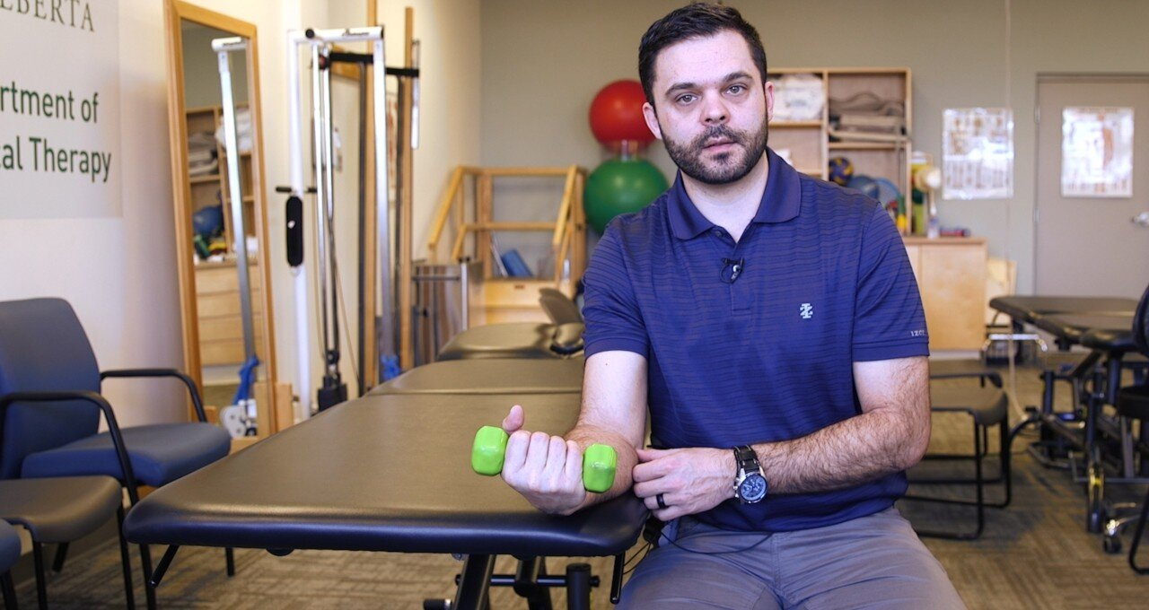 Why Exercise Is The Best Tennis Elbow Treatment And How To Do It Right