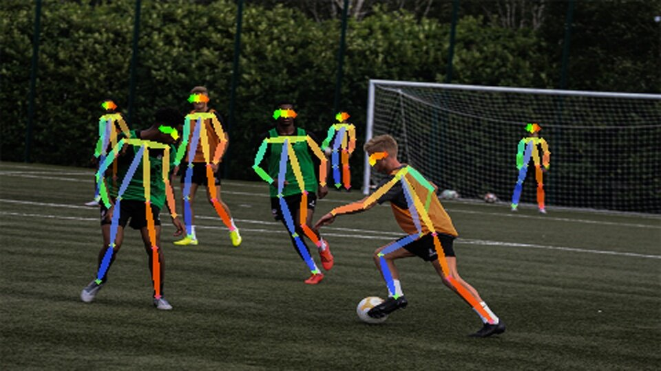 AI technology takes football player performance analysis to a new dimension