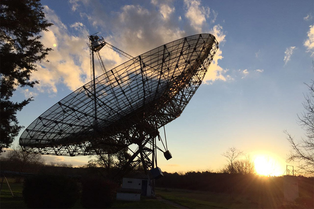 Scientists complete yearlong pulsar timing study after reviving dormant radio telescopes