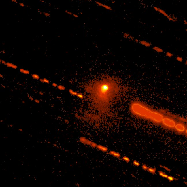 Astronomers discover activity on distant planetary object