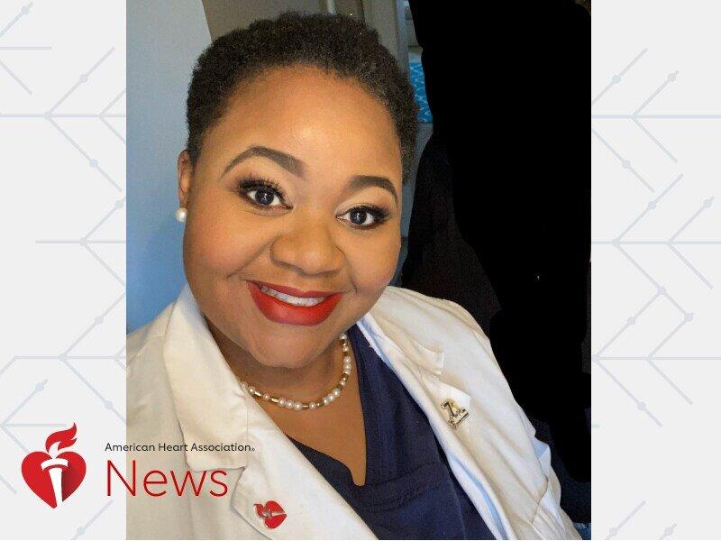 Stroke at 39 fuels 'Nurse Knuckles' to transform career