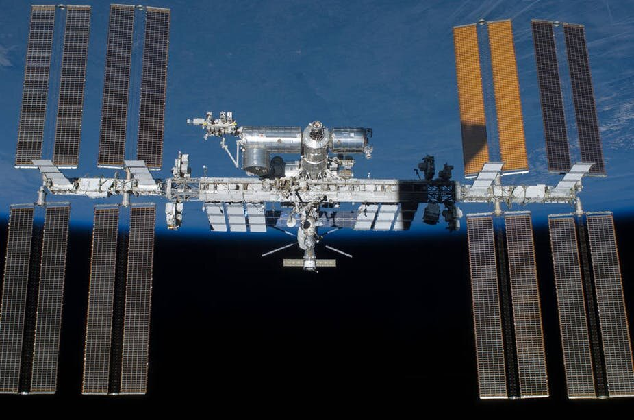 The International Space Station at 20 offers hope and a template for future cooperation