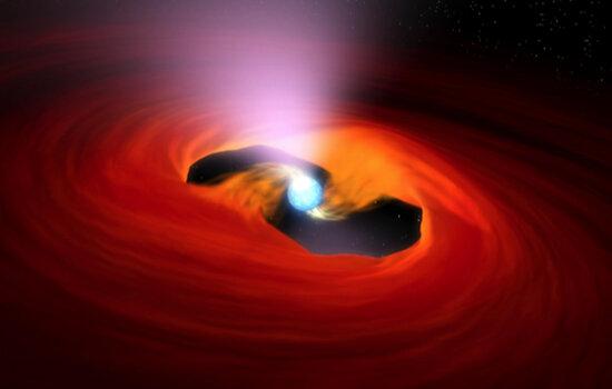 Astronomers capture a pulsar 'powering up'