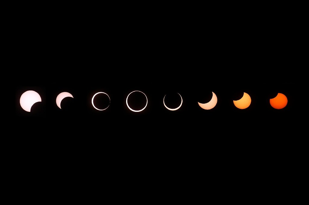 Ring Of Fire Solar Eclipse To Dim Africa Asia