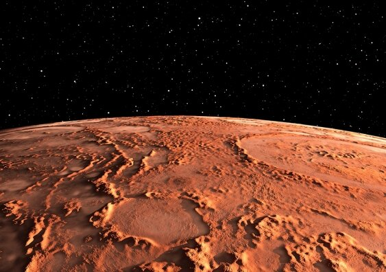 NASA perseverance rover landed on Mars