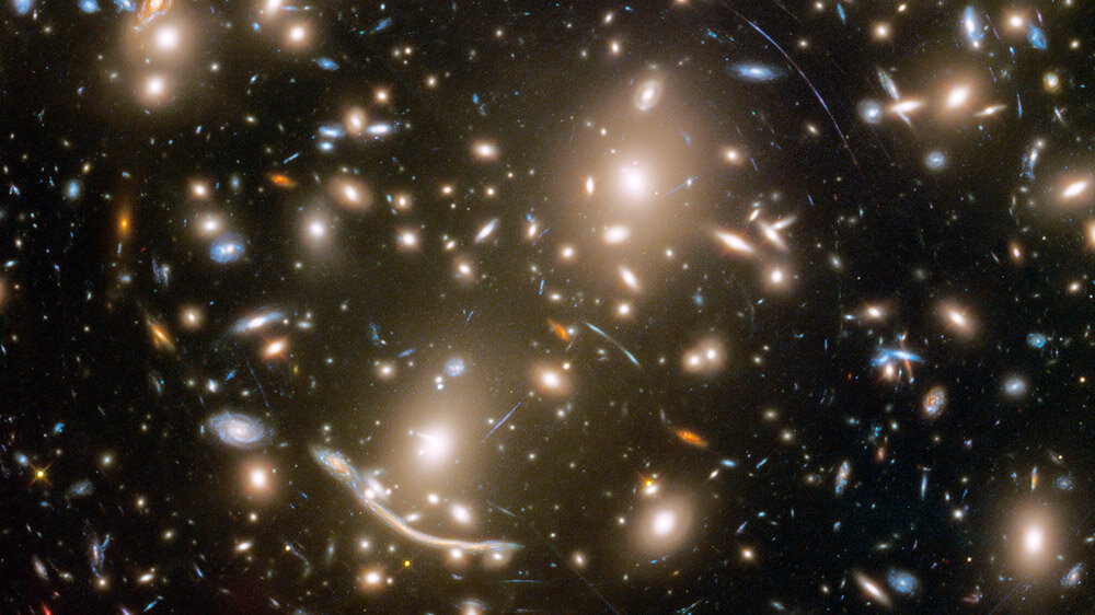 Astrophysics team lights the way for more accurate model of the universe