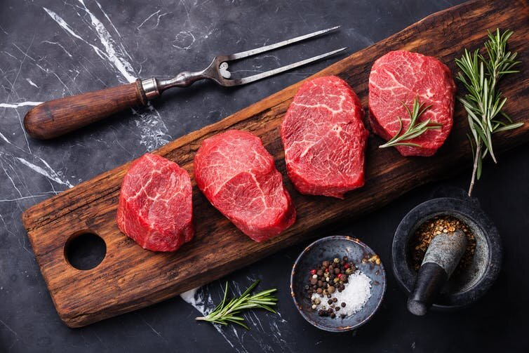 Busting Myths About Red Meat