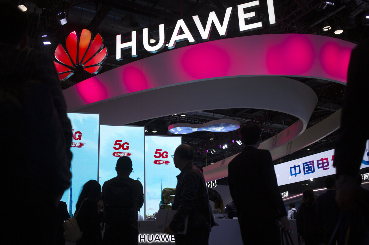 Image of article 'China's Huawei says '19 sales up 19% despite U.S. sanctions'