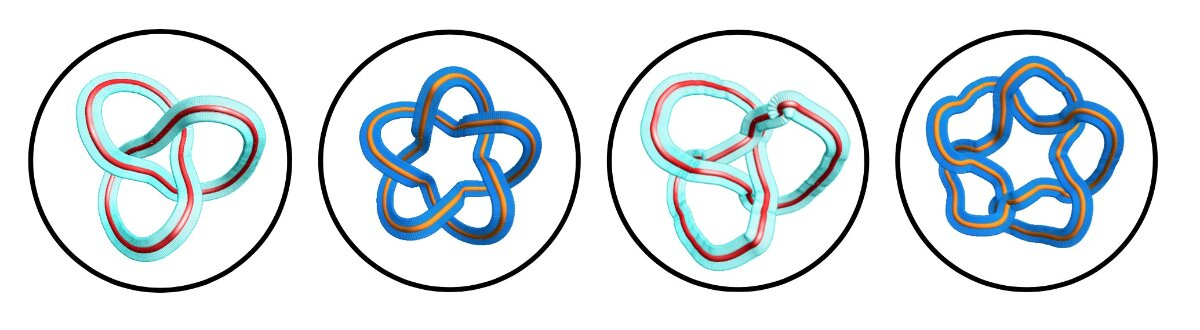 In a world first, researchers from the University of Ottawa in collaboration with Israeli scientists have been able to create optical framed knots in the laboratory that could potentially be applied in modern technologies. Their work opens the door to new met…