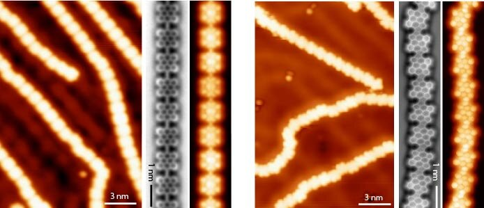 Exploiting molecular vibrations to synthesize conducting polymers