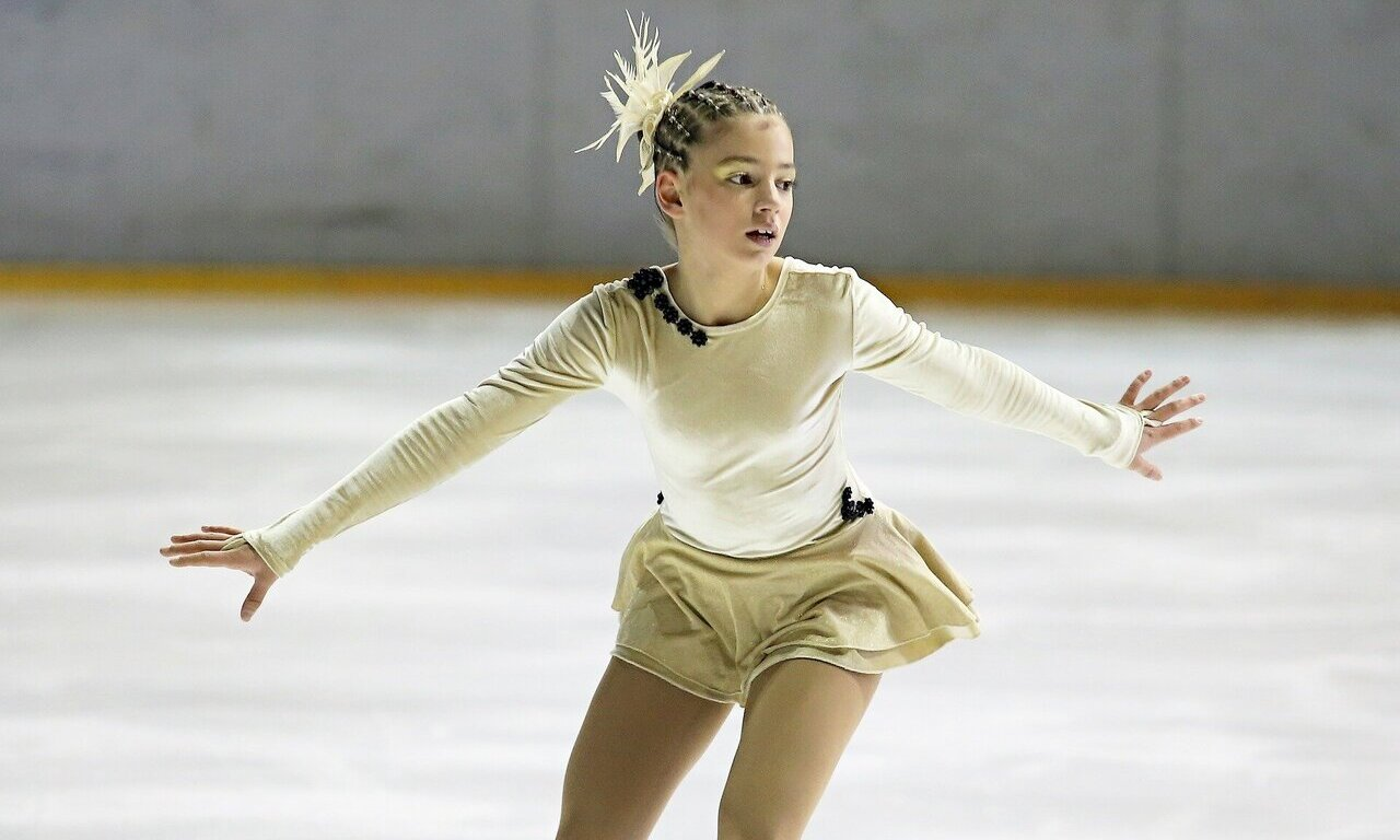 Mathematicians Reveal The Science Behind Figure Skating