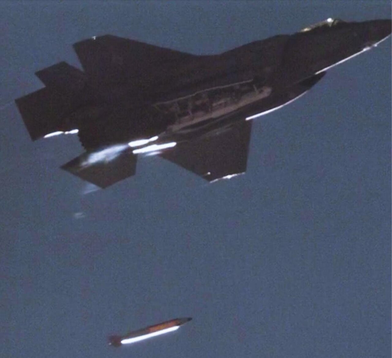 Flight tests to show B61-12 will work on Air Force's newest fighter jet