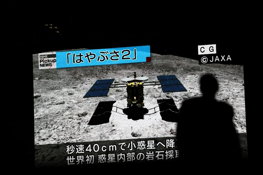 Japan space probe to bring asteroid dust to Earth