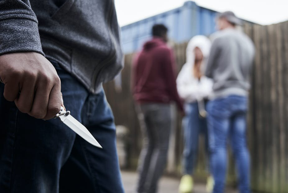 Knife crime: why young people need to get a say in their rehabilitation