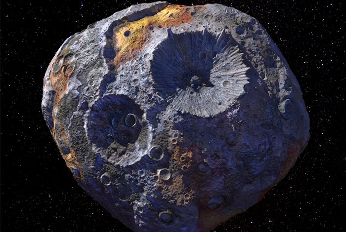 Main Belt asteroid Psyche might be the remnant of a planet that never fully formed