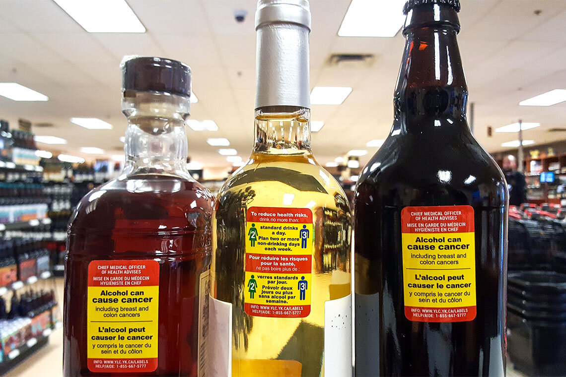 Making Cancer Risks Clear Boosts Public Support For Higher Alcohol Prices