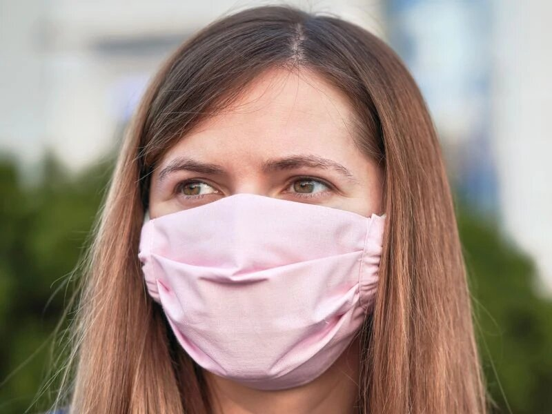 Masks and summer heat: Not a great mix, but experts have tips
