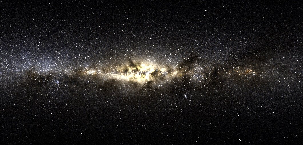New collection of stars, not born in our galaxy, discovered in Milky Way