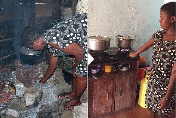New household energy strategy in Cameroon to help avert 28,000 deaths and reduce global temperatures