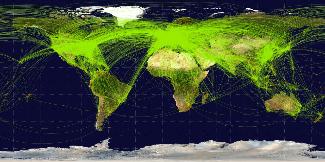 New space weather advisories serve aviation