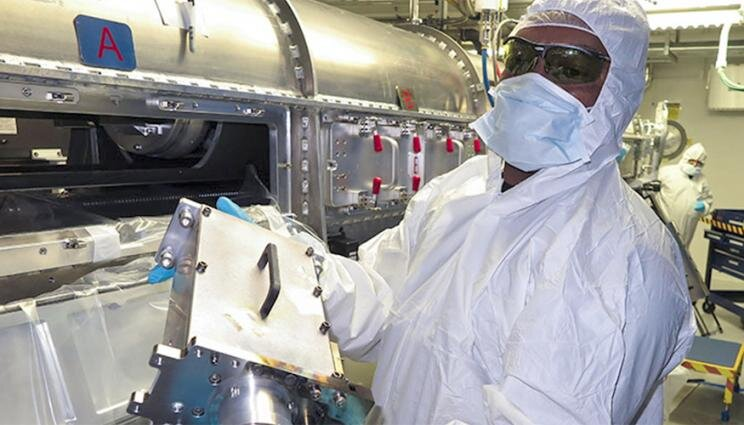Nuclear diagnostics help pave way to ignition on...