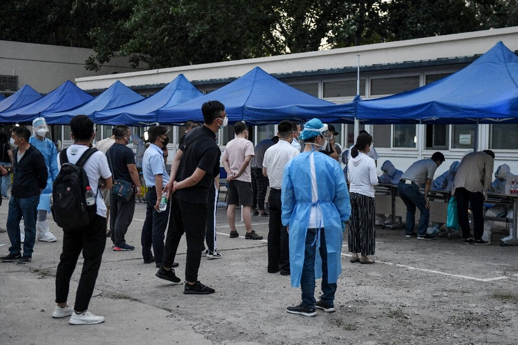 Beijing fights new virus outbreak as India deaths...