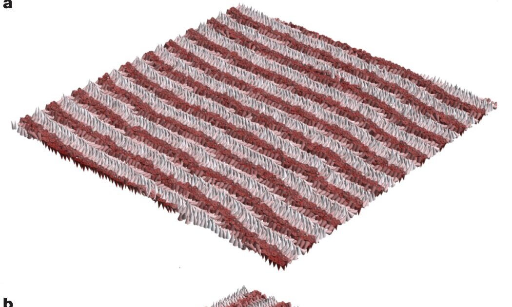 Physicists find evidence of previously unseen transition in ferroelectrics